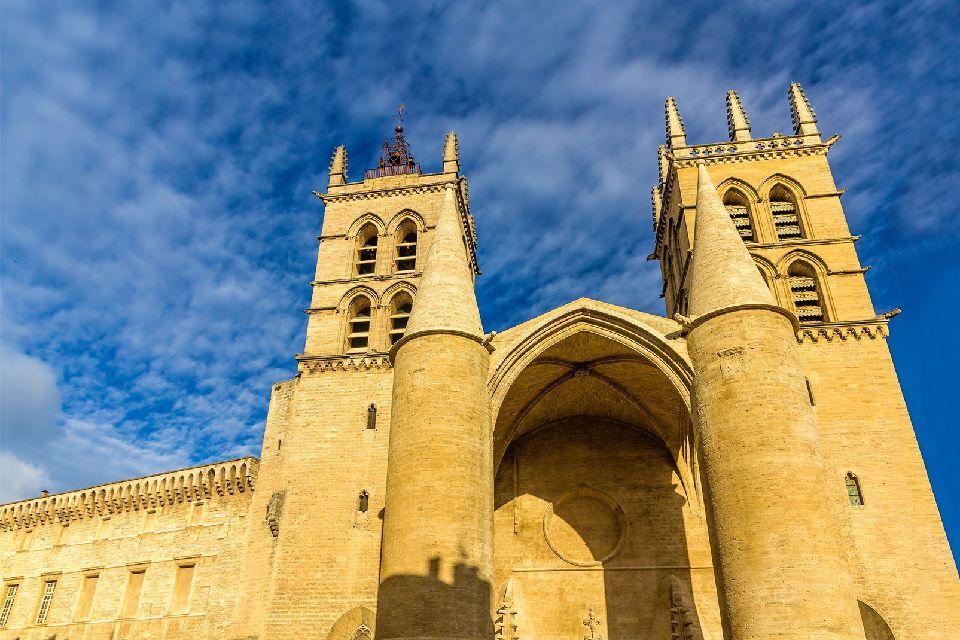 Catedral de San Pedro, Montpellier , La catedral de San Pedro de Montpellier , Francia