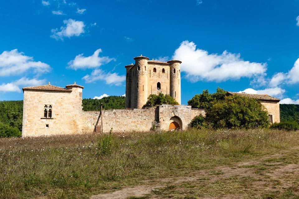 Cathar Castles , Châteaux of the Cathar region , France