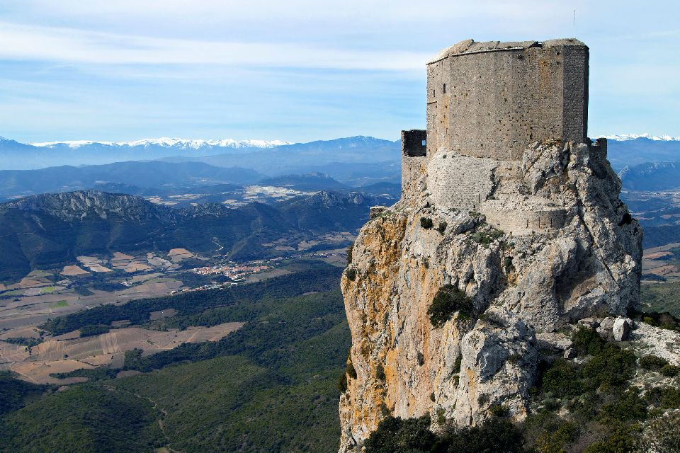 Cathar Castles , Where does the word 'Cathar' come from? , France