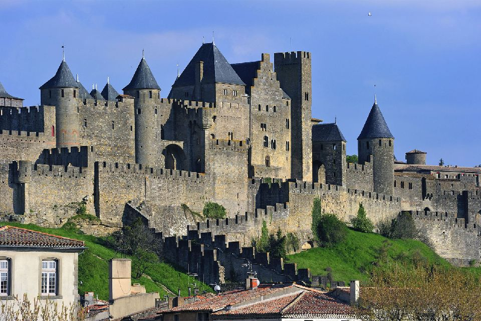The fortified 'Cité de Carcassonne' , What's happening in Carcassonne? , France