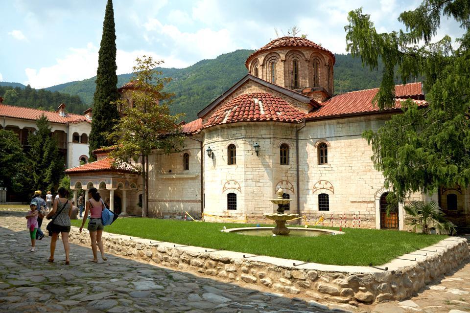 Il monastero di Bachkovo , Il Monastero di Batchkovo in Bulgaria , Bulgaria