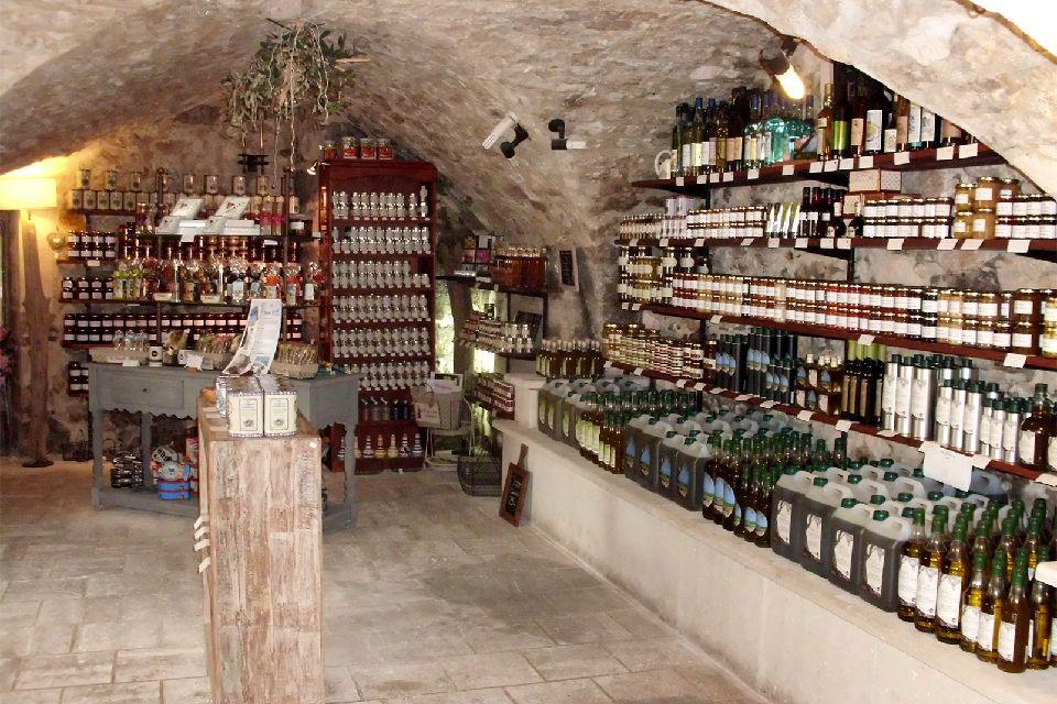 El molino de aceite de Chartreuse , Francia