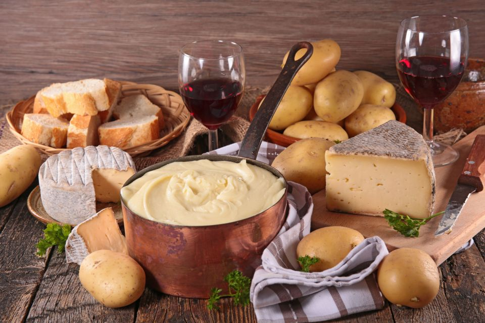 Los platos de la regi n auvernia francia for Ingredientes tipicos de francia