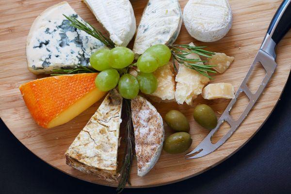 La otra región del queso , Francia