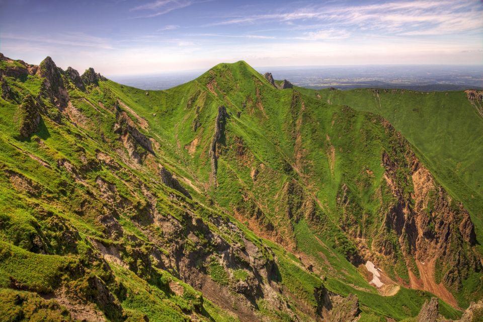 Auvergne, Puy-de-dome, massif, central, France, volcan