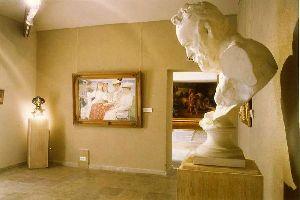 Museo de arte y de arqueología de Aurillac , El museo de arte y de arqueología de Aurillac , Francia