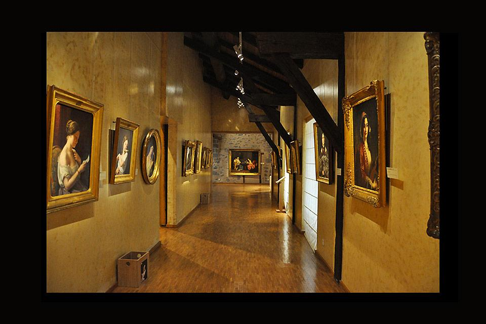 museo de arte y de arqueolog a de aurillac auvernia francia. Black Bedroom Furniture Sets. Home Design Ideas