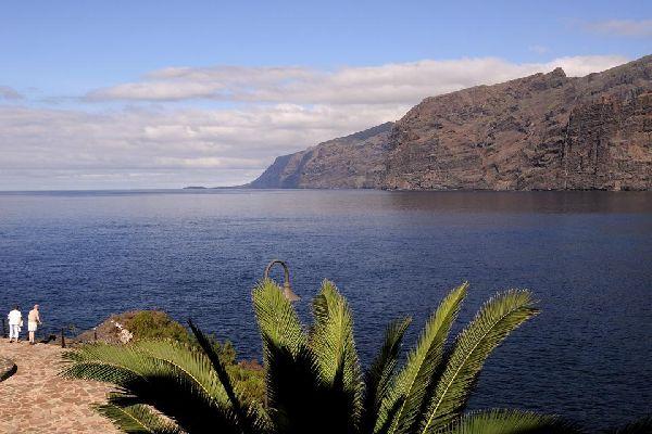 Tenerife , Los Gigantes , Espagne