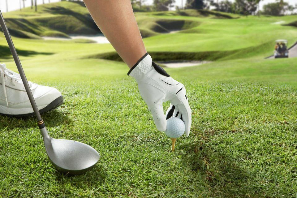 El golf , El golf en Auvernia , Francia