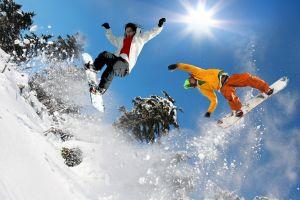 Esquí , Los deportes de invierno en Auvernia , Francia