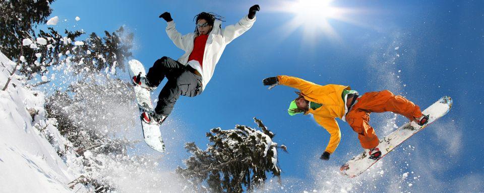 Los deportes de invierno en Auvernia
