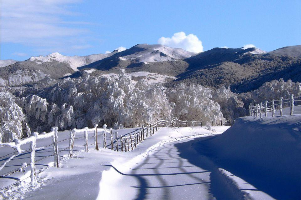 Esquí , Esquí en el Macizo Central , Francia