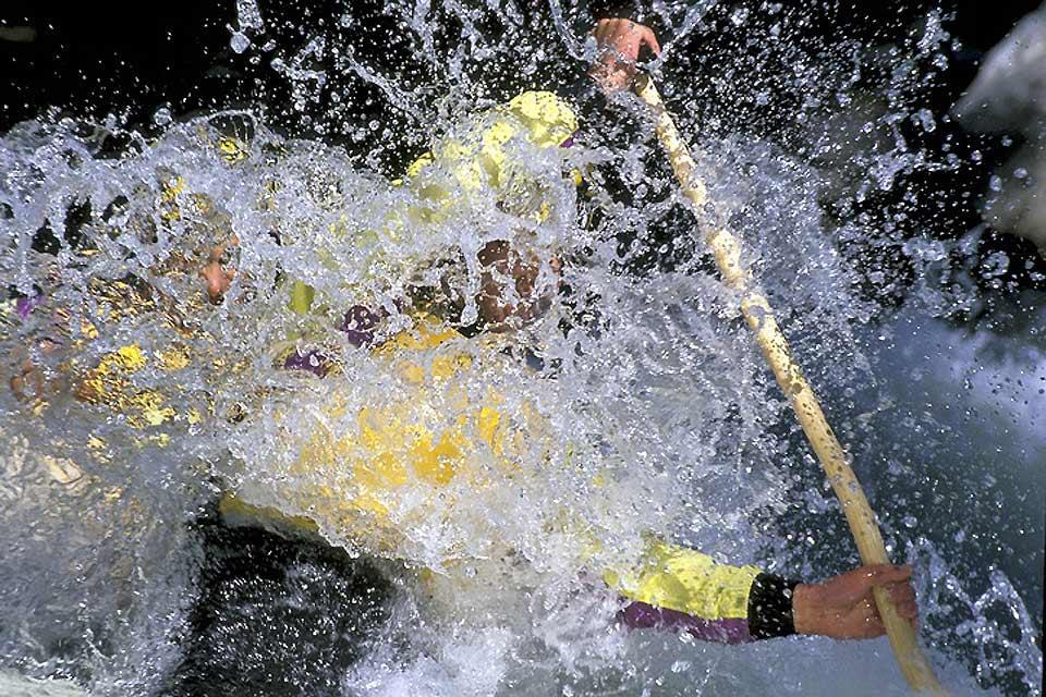 Canoa-kayak y los deportes de agua viva , La práctica del kayak , Francia