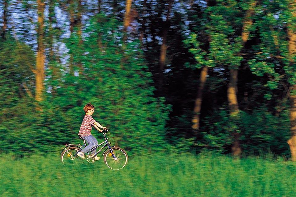Senderismo en Aude , La bicicleta de montaña , Francia