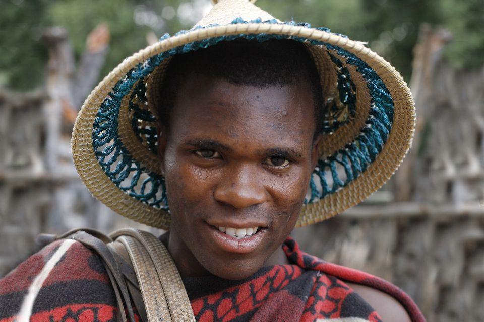 Les arts et la culture, afrique, afrique du sud, africain, sotho, ethnie, hutte, case, culture, habitation, homme