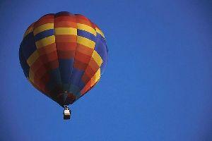 Vol en montgolfière , France
