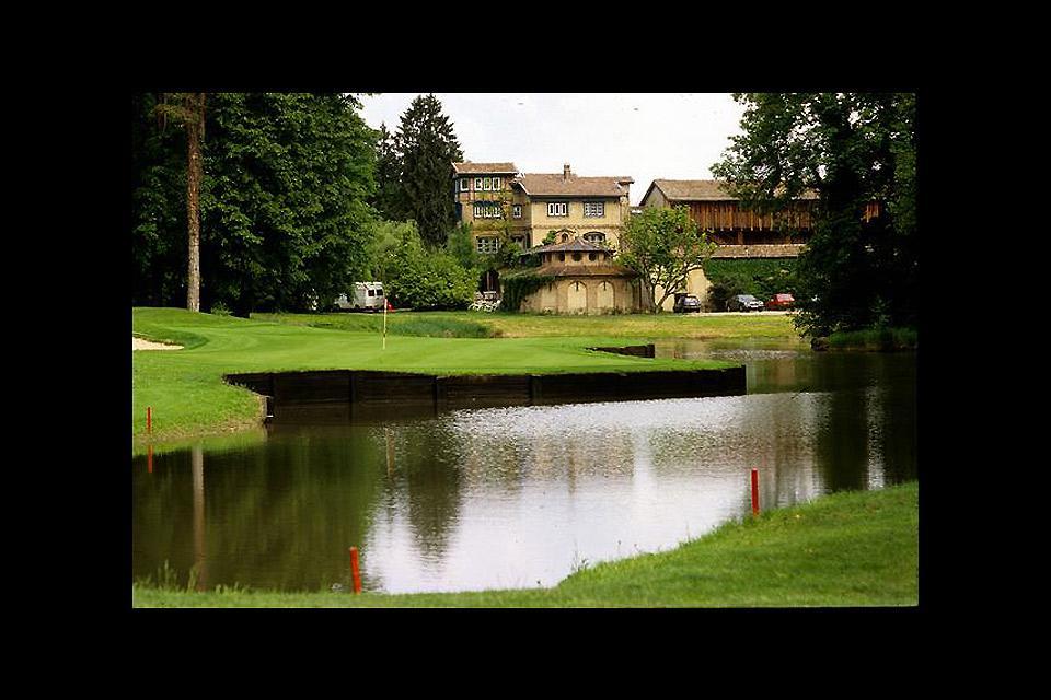 I campi da golf , Wantzenau , Francia