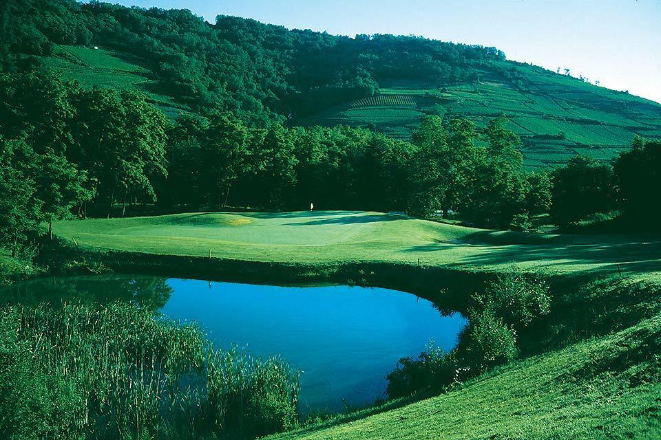 I campi da golf , Un club, un green e lo swing , Francia