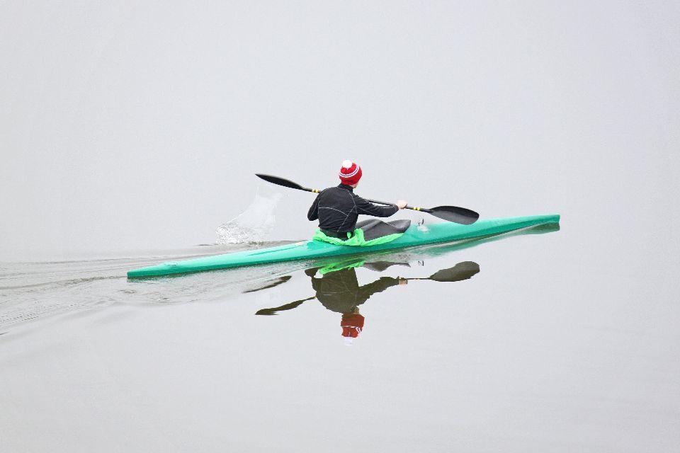 Le canoë-kayak , France