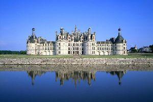 Château de Chambord , Le seigneur des châteaux , France