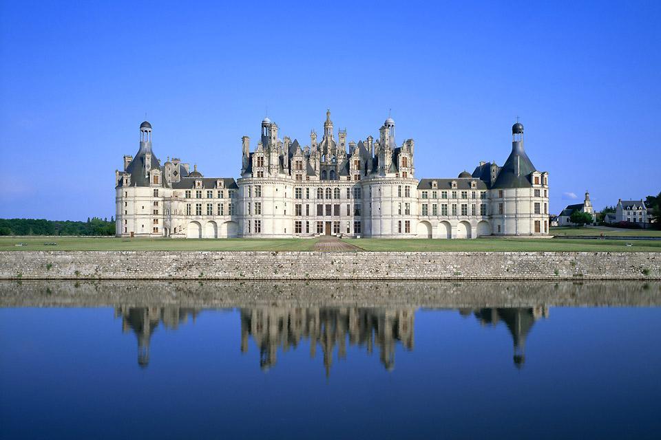Castello di Chambord , Il signore dei castelli , Francia