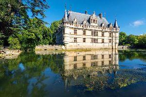 Château d'Azay-le-Rideau , Azay-le-Rideau , France