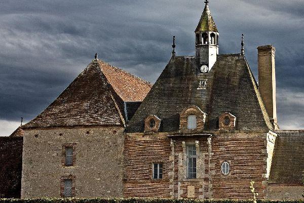 Château de la Bussière , France