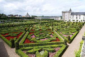 Jardins et château de Villandry , France