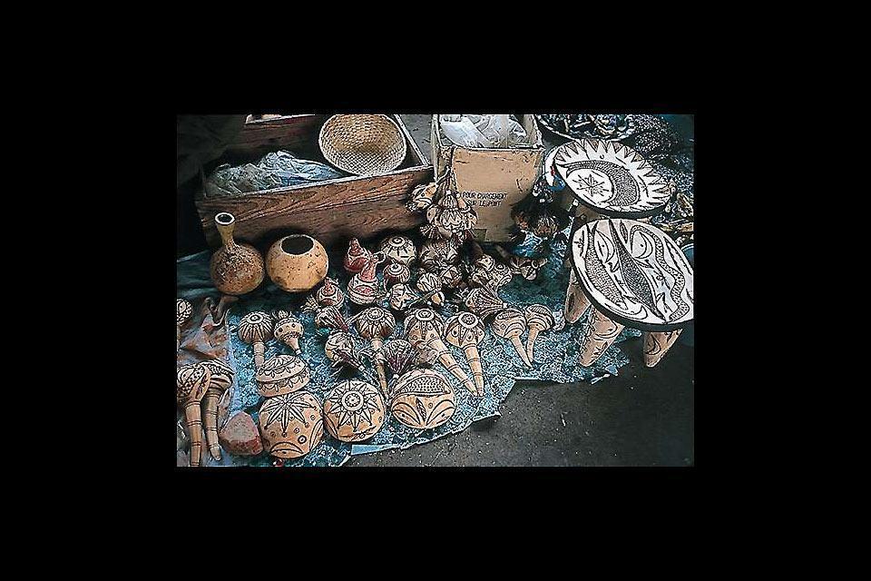 L'artigianato , Burkina Faso