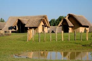El museo de los tiempos bárbaros , Francia