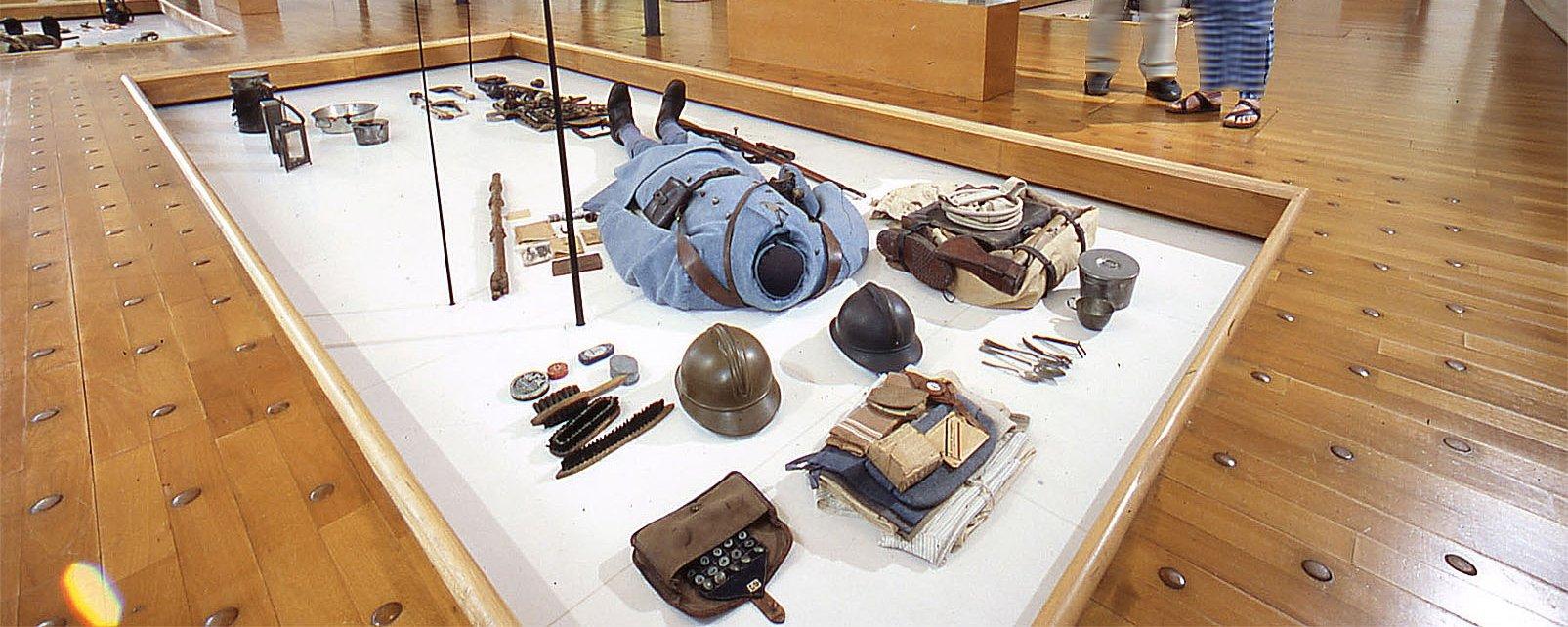 , El Historial de la Gran Guerra, Arte y cultura, Picardía