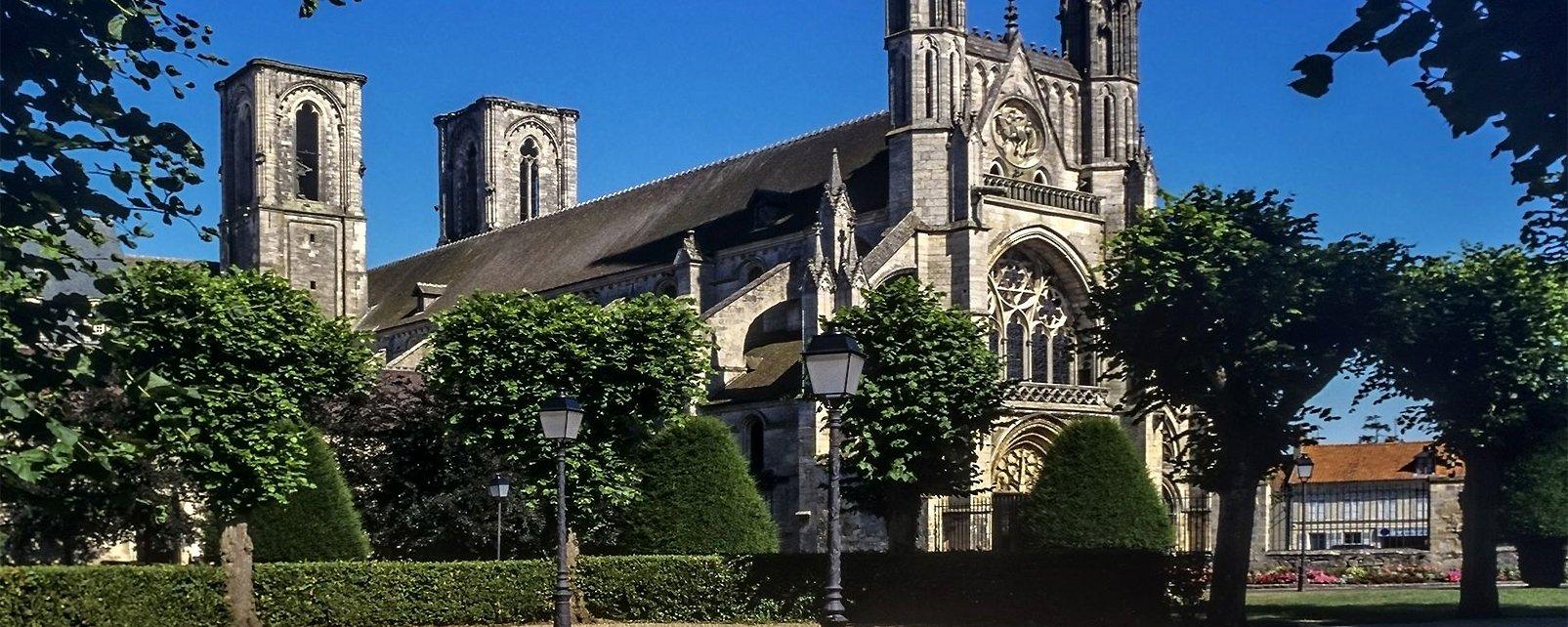 , Notre-Dame de Laon, Los monumentos, Picardía