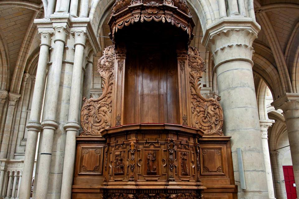 Notre-Dame de Laon , France