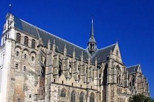 Basilica of Saint Quentin , France