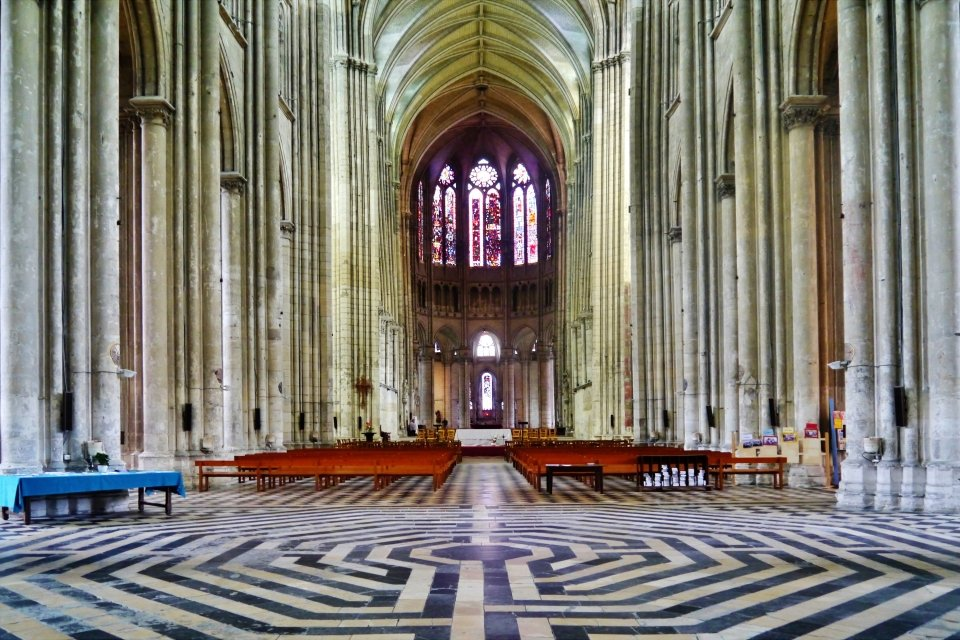Basilica of Saint Quentin , France