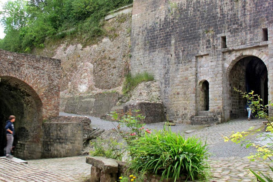Château-fort de Guise , France
