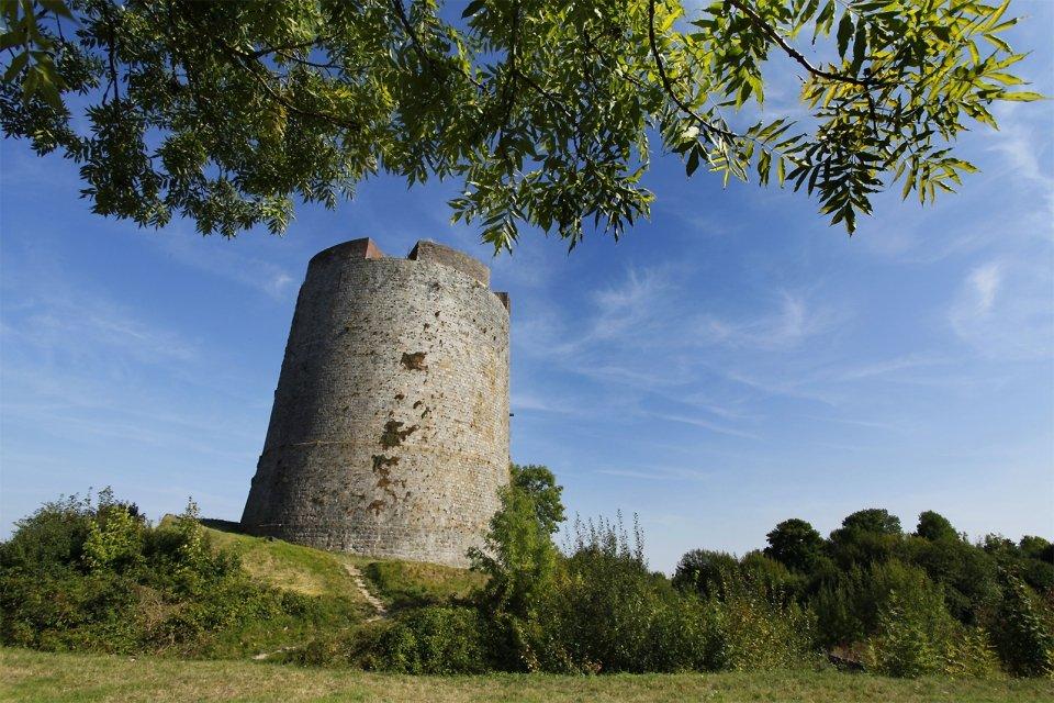 , Château-fort de Guise, Les monuments, Picardie