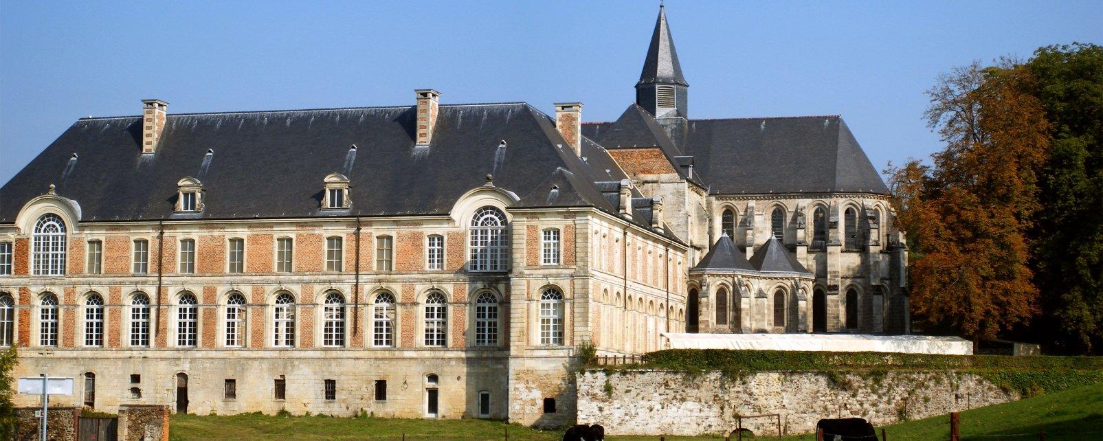 , Abadía Saint Michel de Thiérache, Los monumentos, Picardía