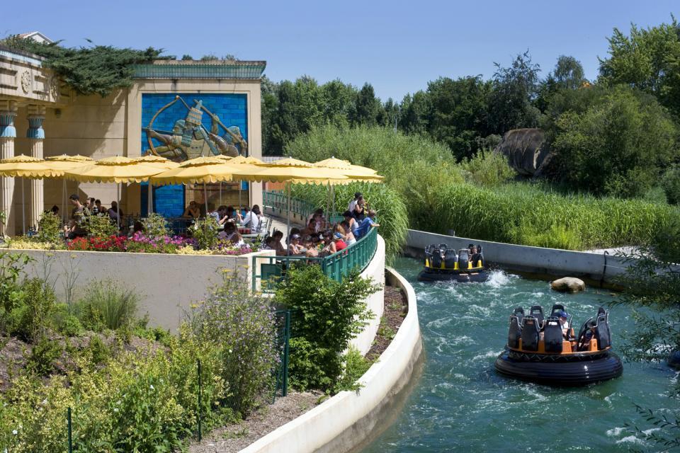Parc Astérix (Asterix Park) , France