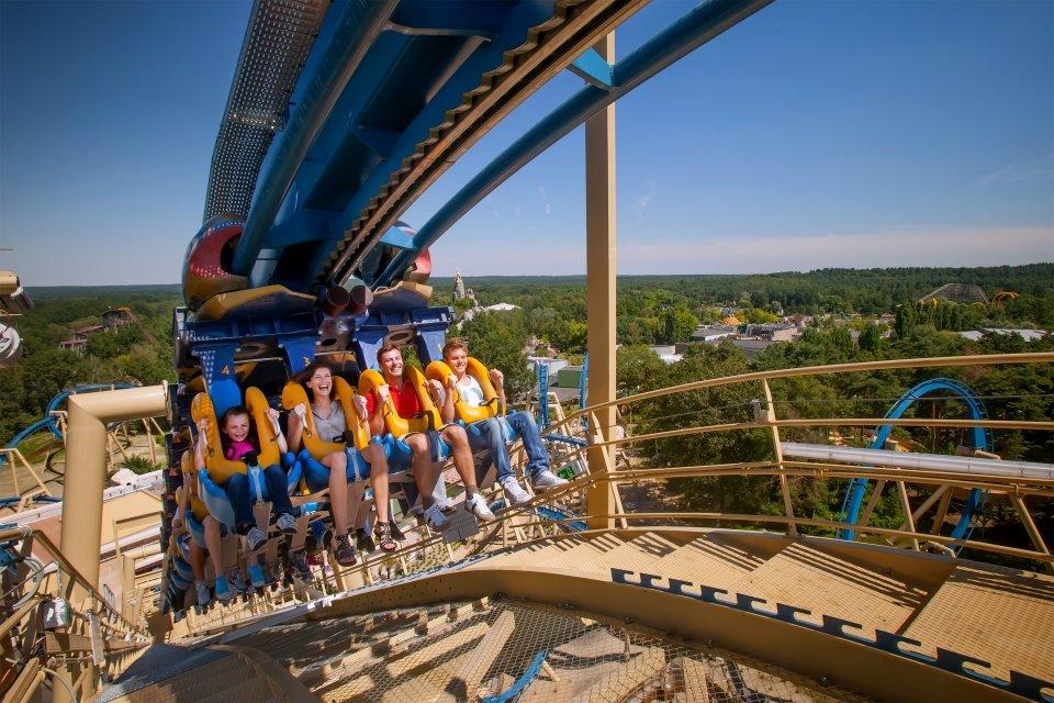, Parc Astérix, Les activités et les loisirs, Picardie