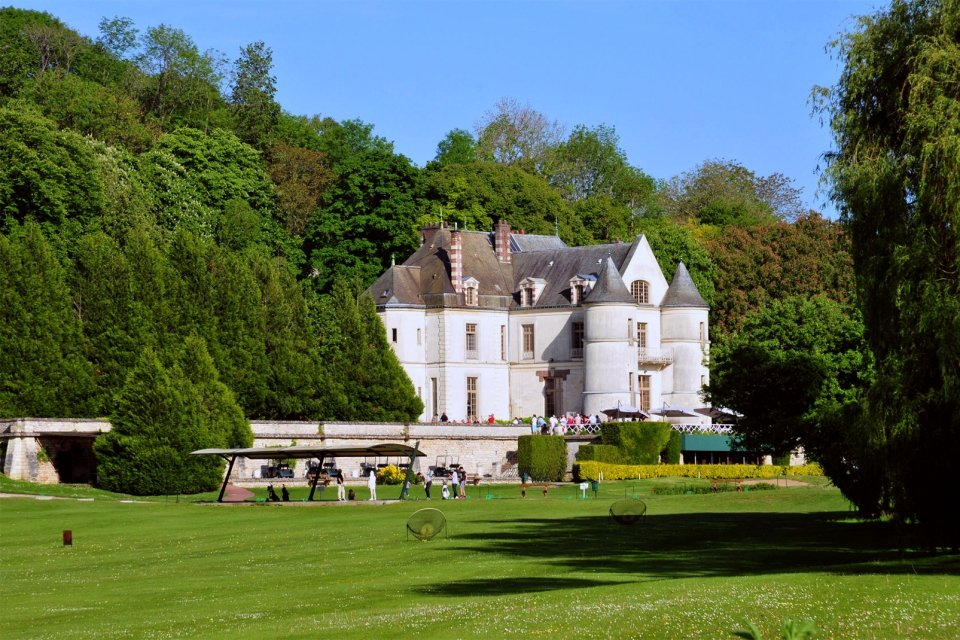 , Golfing in the Oise region, Sports and activties, Picardy