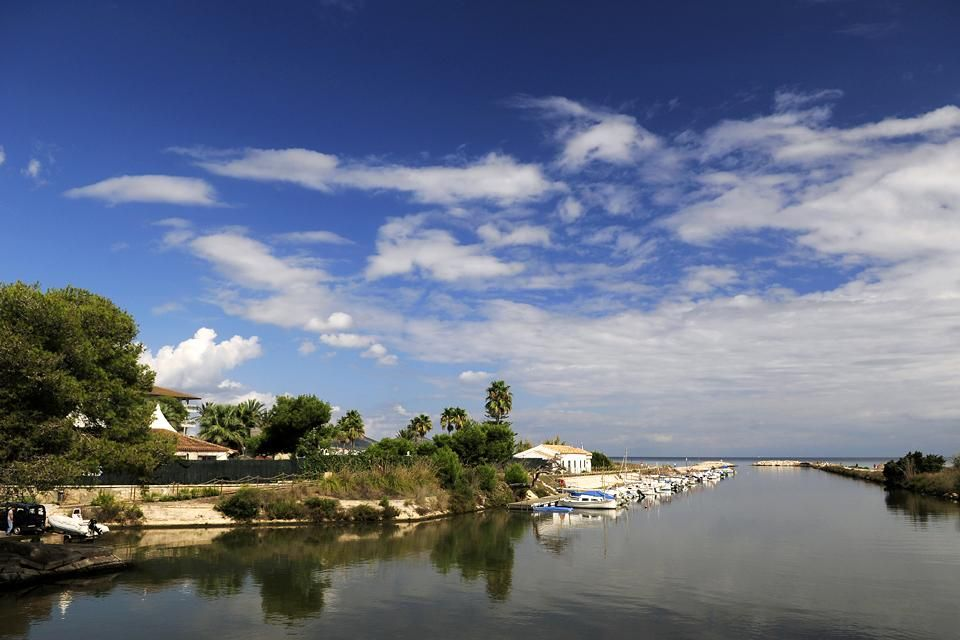 The largest wetland in the Balearic Islands, Albufera Nature Park, Landscapes, The Balearic Islands