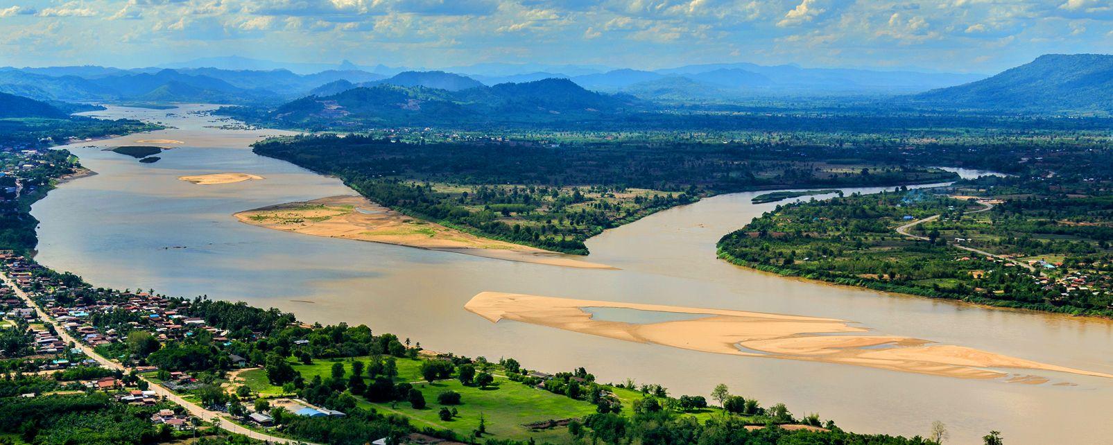 La llanura del Mekong , La llanura del Mekong, Camboya , Camboya