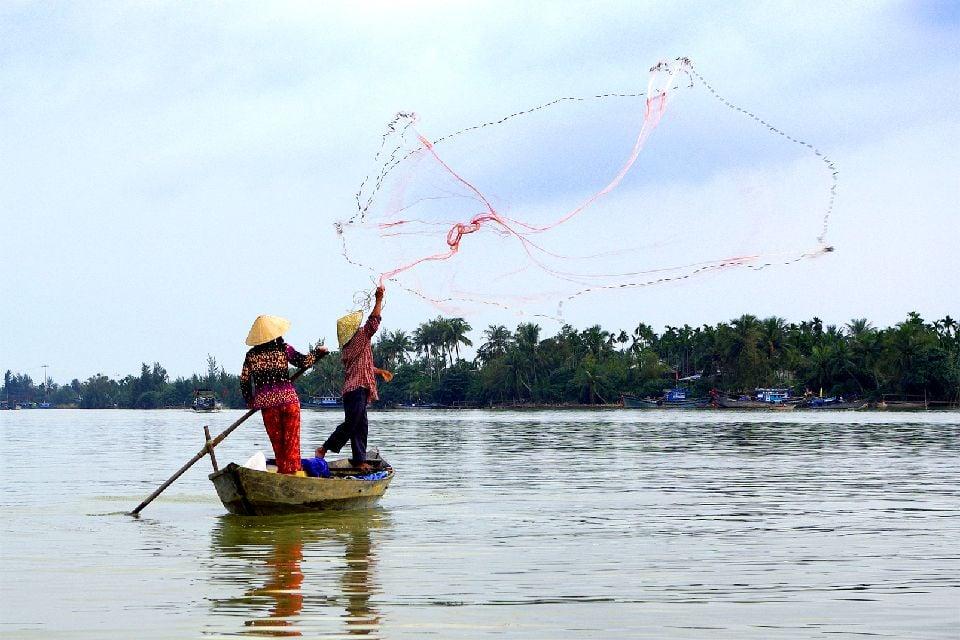 La pianura del Mekong , Il fiume Mekong, Cambogia , Cambogia