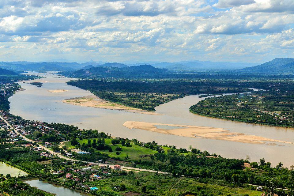 La pianura del Mekong , La pianura del Mekong, Cambogia , Cambogia