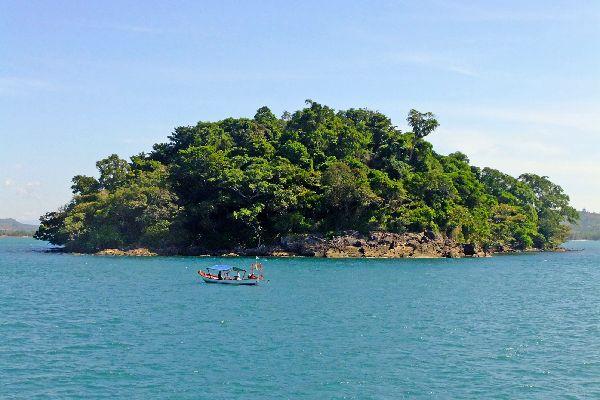 The Gulf of Thailand , Cambodia