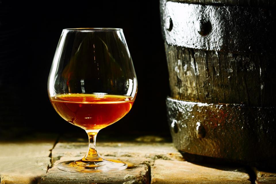 Il Cognac , Francia