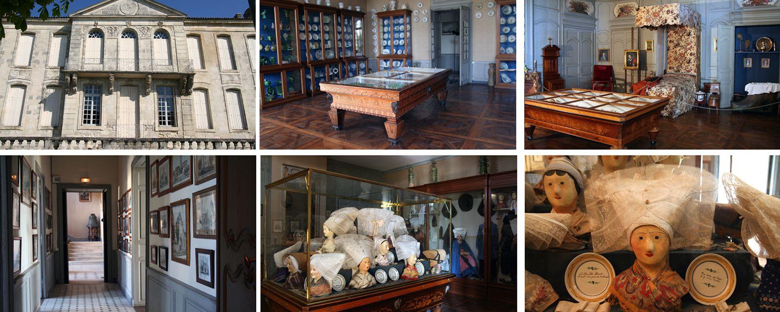 Dupuy Mestreau Regional Museum , France