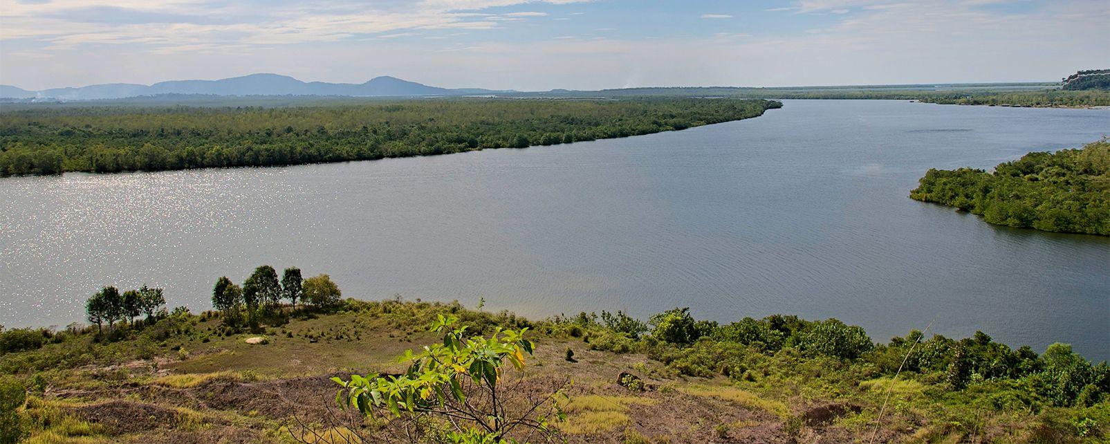 La isla de Koh Kong , Camboya
