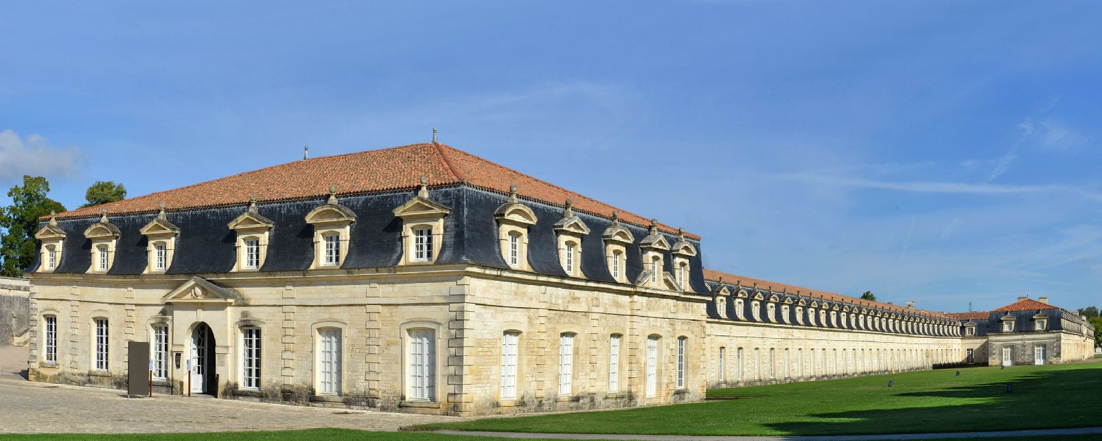 La corderie de Rochefort , France